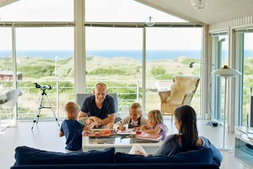 FeWo Ferienwohnung und Ferienhäuser in Dänemark