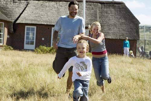 Ferienwohnungen und Ferienhäuser auf Römö Dänemark