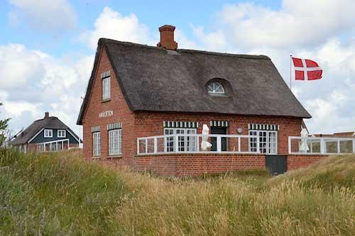 Ferienhaus auf Römö