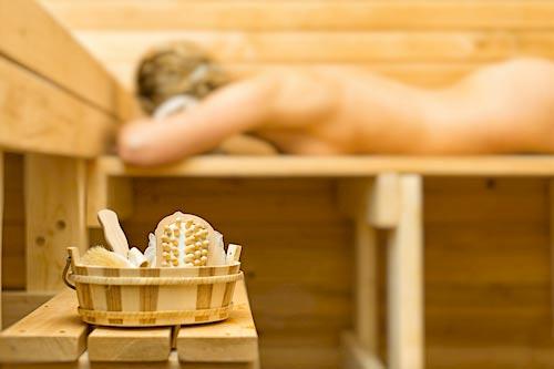 Poolhaus mit Sauna auf Römö, Dänemark