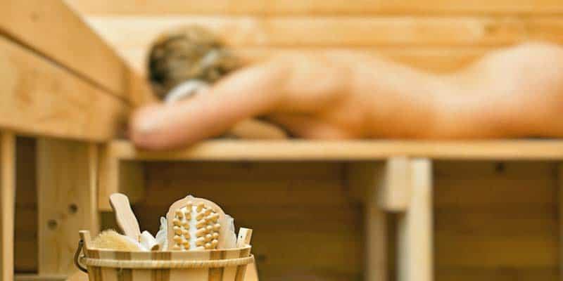 FKK Dänemark Ferienhaus - Poolhaus med Sauna auf Römö/Romo