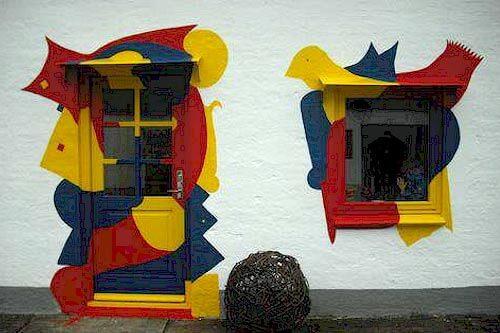 Kunst, Künstler und Galerien auf Römö, Dänemark