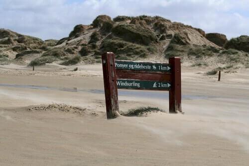 Lakolk Autostrand