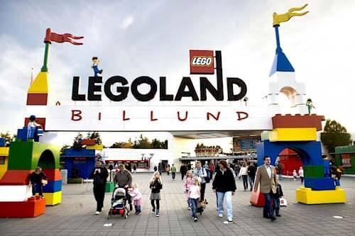 Dänemark Legoland