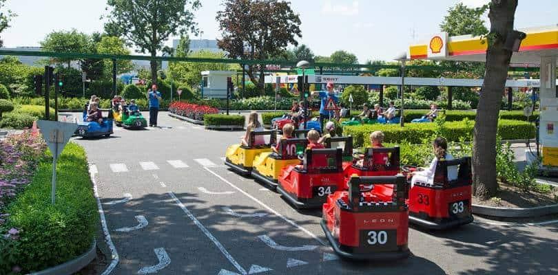 Legoland in Billund, Dänemark