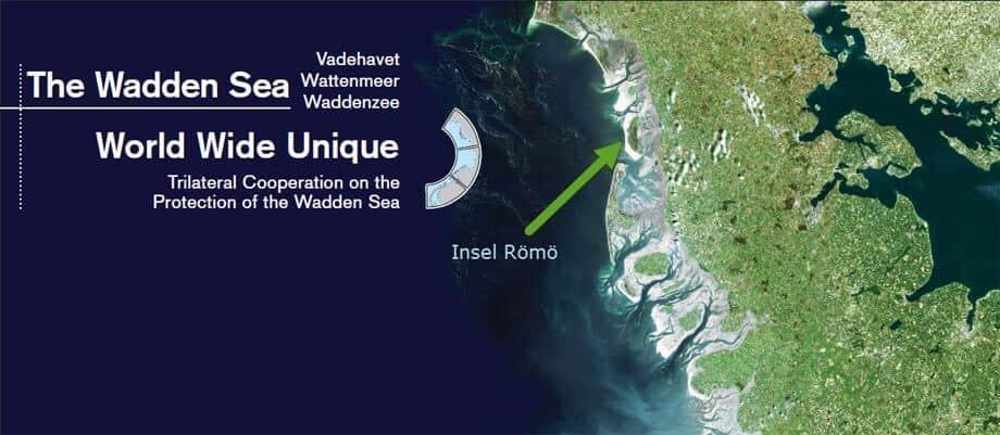 Wattenmeer Dänemark
