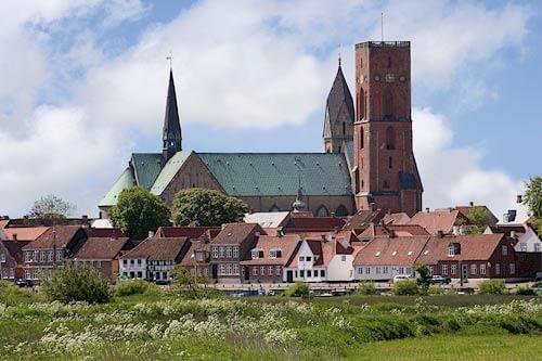 Ribe Dänemark - Ribe Sehenswürdigkeiten