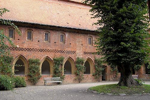 Die Katharinen-Kirche in Ribe