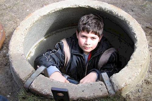 Begehbare Bunker Dänemark - Römö