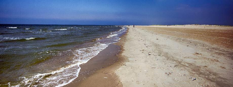 Romo Strand Dänemark