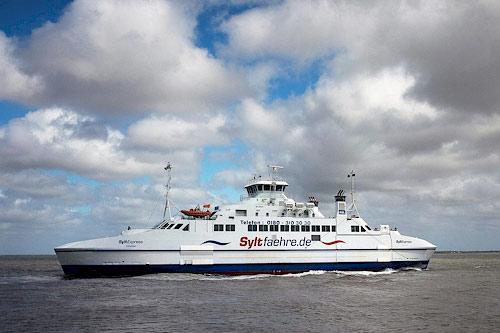 Fähre Sylt Dänemark