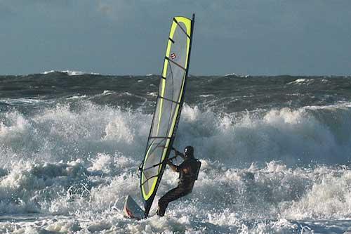 Windsurfen Dänemark