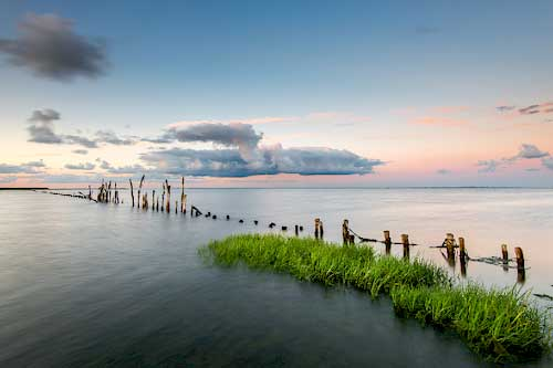Wanderungen im Wattenmeer - Romo