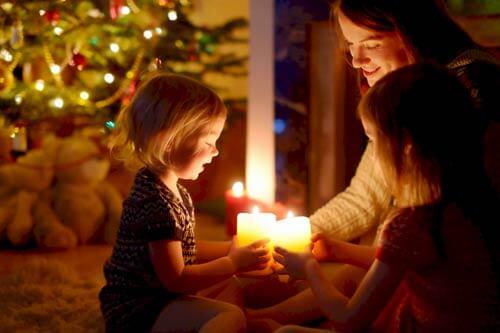 Römö im Winter - Weihnachten in Dänemark Ferienhäuser