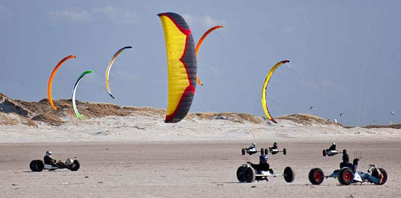Beach-Buggy oder Strand-Buggy