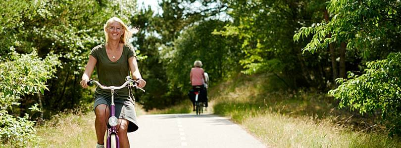 Fahrradverleih, reiten, angeln, strandsegeln, kitebuggy, wellenreiten & surfen auf Romo Dänemark