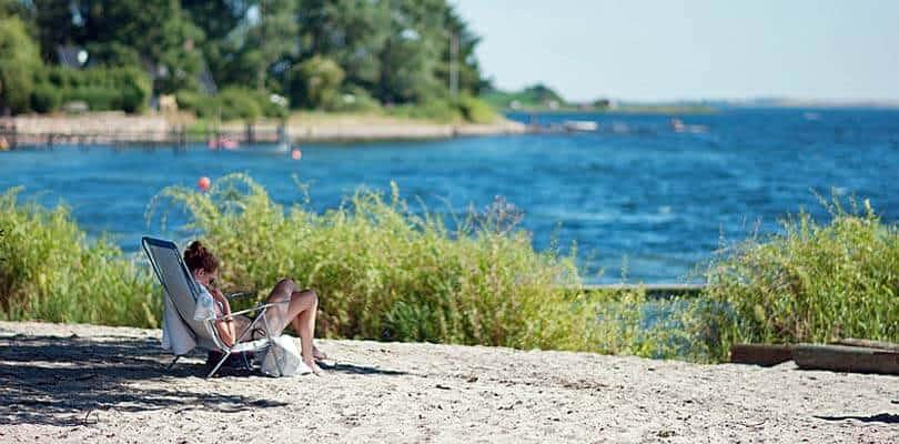 Ferienhäuser auf die Inseln Fünen, Langeland, Tåsinge und Ærø in Dänemark
