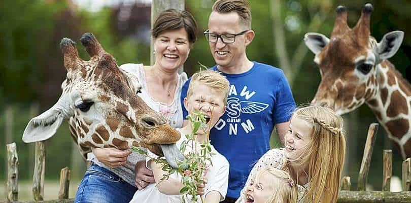 Ferienhaus Aufenthalt mit Zoo auf Fünen