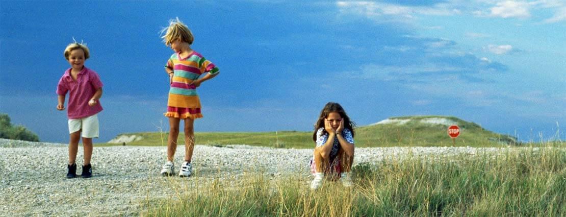 Urlaub und aktivitäten mit Kindern auf Romo Dänemark