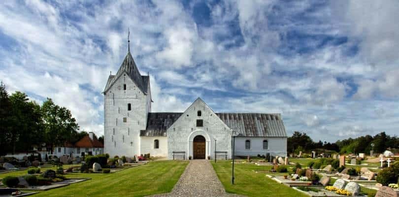 Römö Kirche