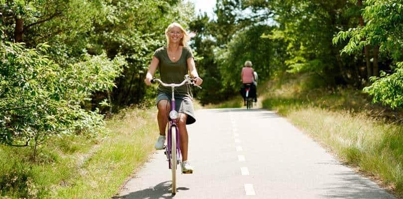 Radfahren auf Römö