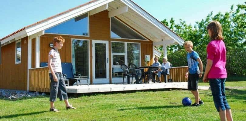 Skaerbaek Ferienhaus - Skärbäk Feriencenter Ferienzentrum