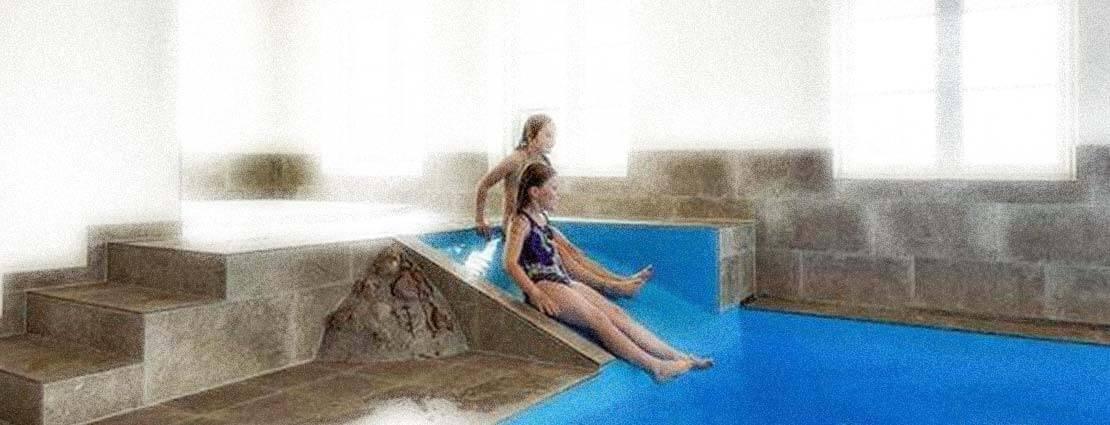 Poolhaus Dänemark - Ferienhaus mit pool auf Römö