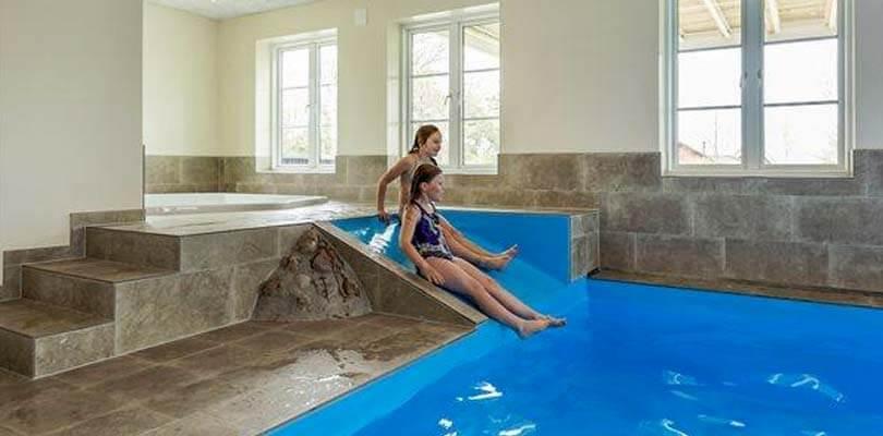 Dänemark Poolhaus auf Römö- Urlaub im Ferienhaus mit Pool
