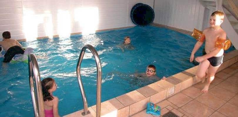 Poolhäuser für Familie und Freunde
