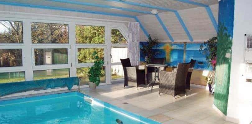 Familienurlaub im Poolhaus Römö