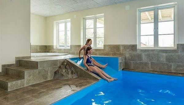 Römö Poolhaus Dänemark