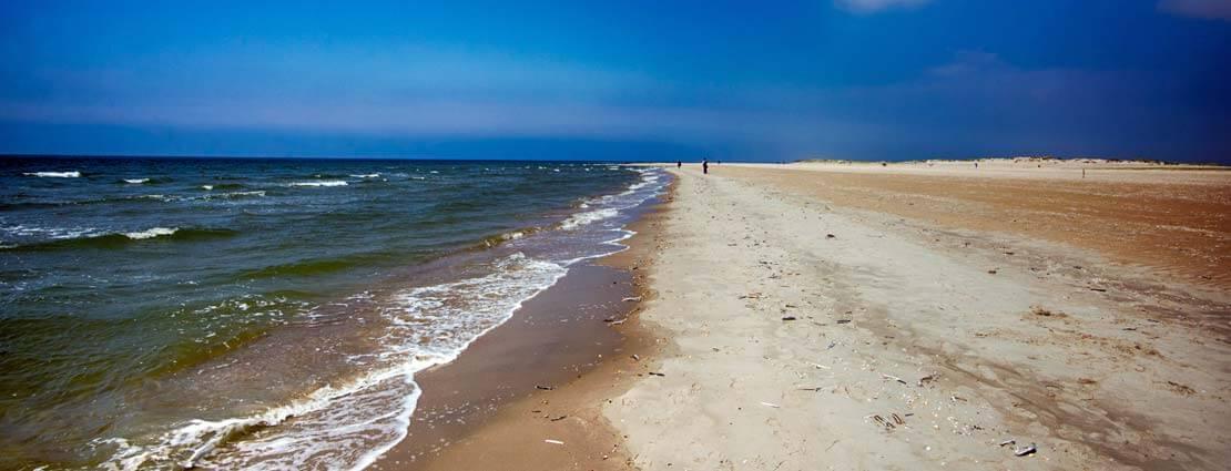 Römö Strand - Reichlich Platz für jedermann
