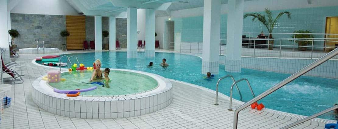 Poolhaus - Ferienhaus mit Pool auf Römö
