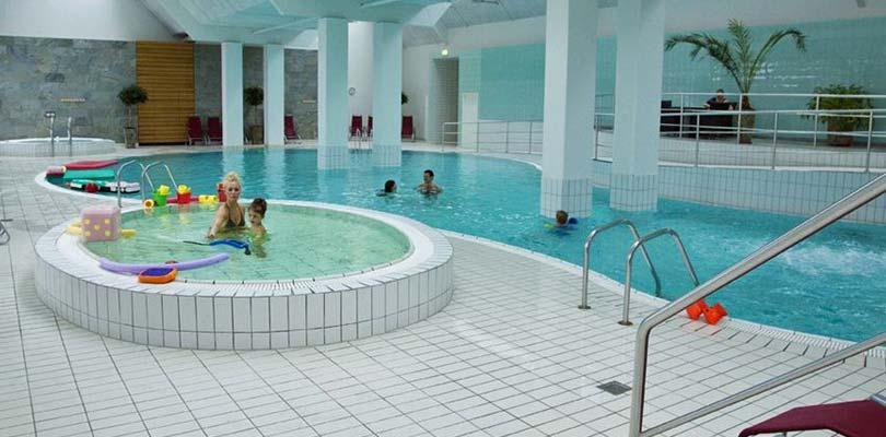 Poolhaus Dänemark - Urlaub im Ferienhaus mit Pool auf Römö