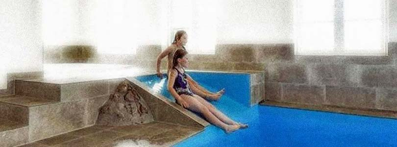 Poolhaus Römö